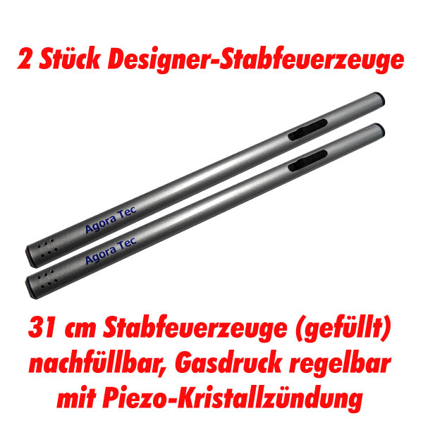 xxl 31cm stab feuerzeug stabfeuerzeug kaminfeuerzeug ofen. Black Bedroom Furniture Sets. Home Design Ideas