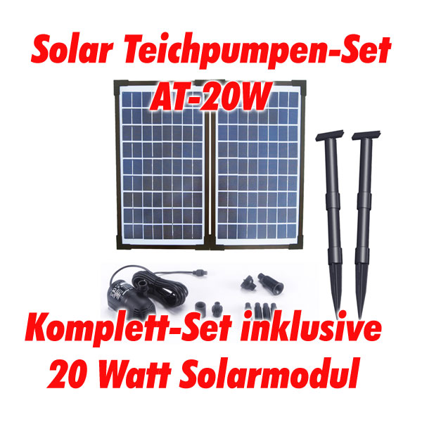 solar teichpumpe solarpumpe teich pumpe solarbrunnen ebay. Black Bedroom Furniture Sets. Home Design Ideas